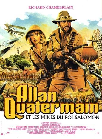 allan quatermain et les mines du roi salomon 1985
