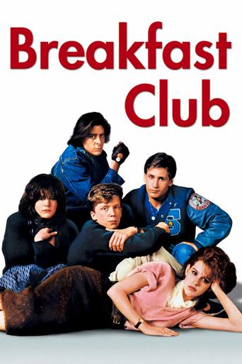 breakfast club 1985