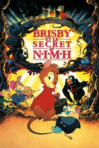 brisby et le secret de n i m h 1982