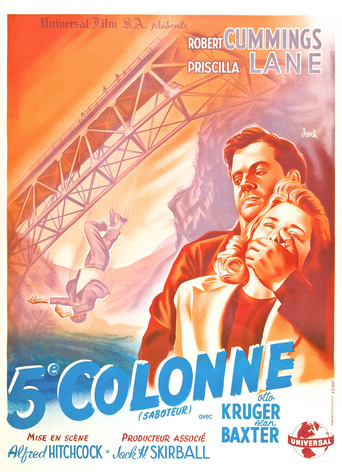 cinquieme colonne 1942