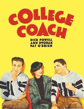 college coach 1933