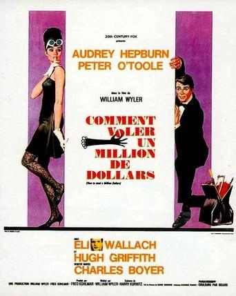 comment voler un million de dollars 1966