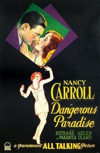 dangerous paradise 1930