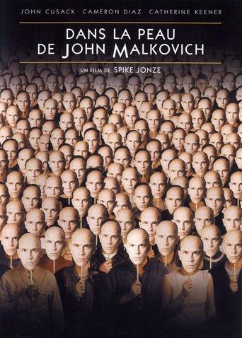 dans la peau de john malkovich 1999