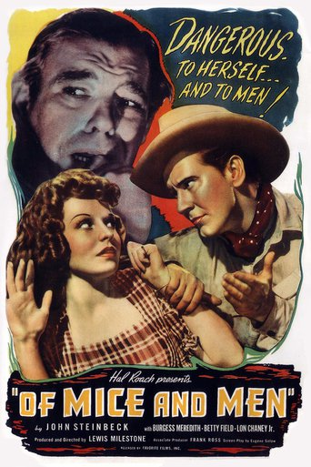 des souris et des hommes 1939