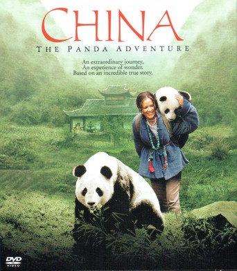 expedition panda en chine 2001