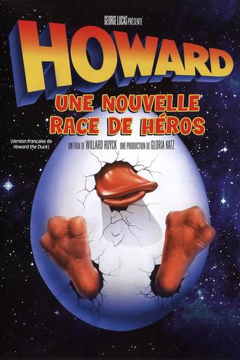 howard une nouvelle race de heros 1986