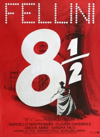 huit et demi 1963