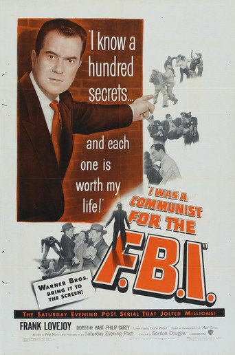 i was a communist for the fbi 1951