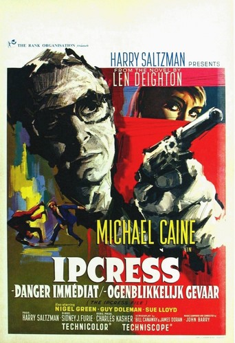 ipcress danger immediat 1965