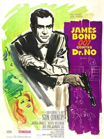 james bond 007 contre dr no 1962