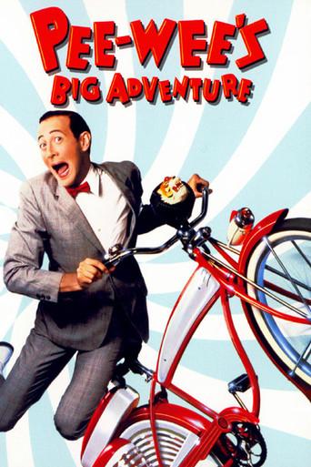 la grande aventure de pee wee 1985