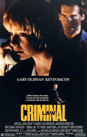 la loi criminelle 1988