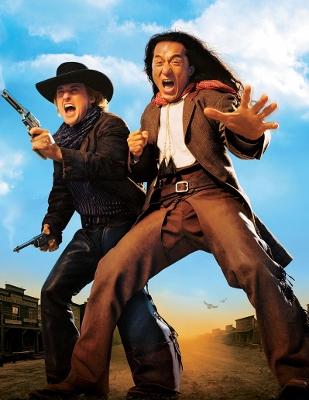 le cowboy de shanghai 2000
