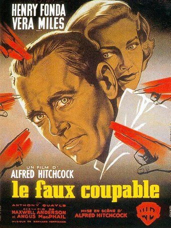 le faux coupable 1956