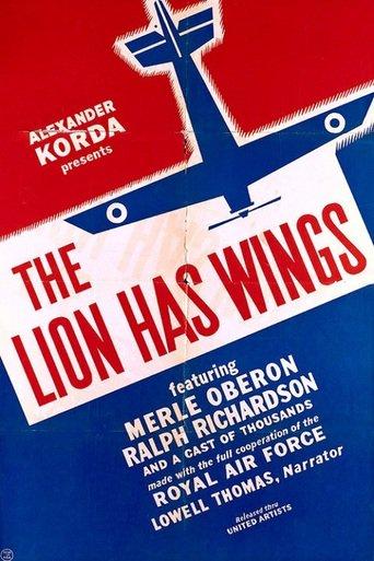 le lion a des ailes 1939