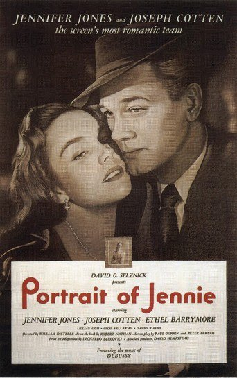 le portrait de jennie 1948