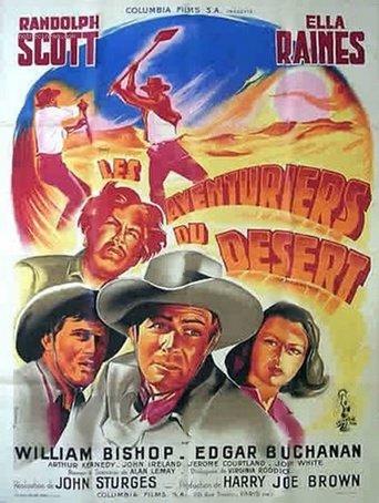 les aventuriers du desert 1949