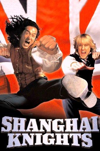 les chevaliers de shanghai 2003