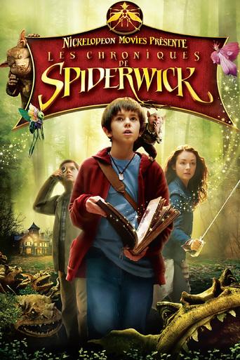 les chroniques de spiderwick 2008