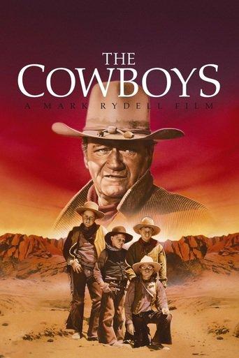les cowboys 1972