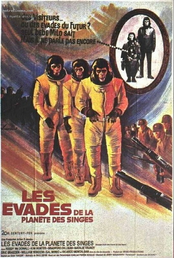 les evades de la planete des singes 1971