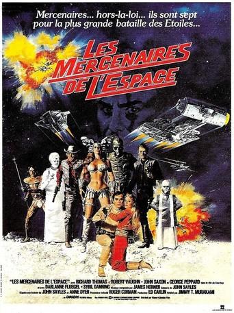 les mercenaires de lespace 1980