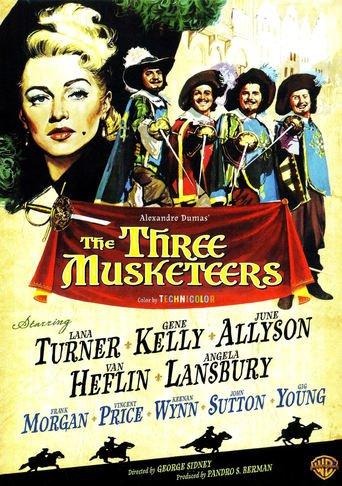 les trois mousquetaires 1948