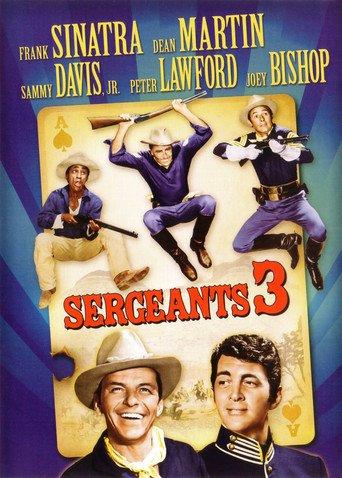 les trois sergents 1962