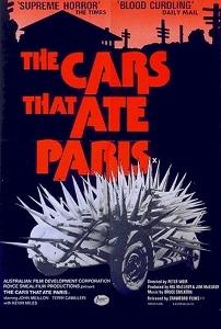 les voitures qui ont mange paris 1974