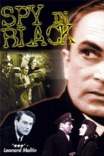 lespion noir 1939
