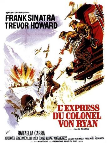 lexpress du colonel von ryan 1965