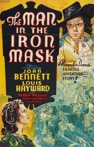 lhomme au masque de fer 1939