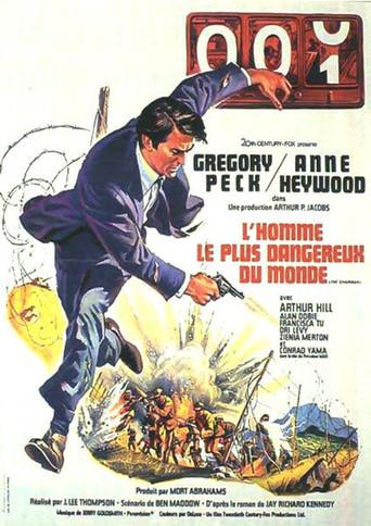 lhomme le plus dangereux du monde 1969