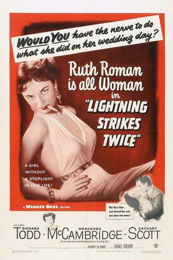 lightning strikes twice 1951