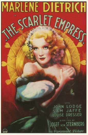 limperatrice rouge 1934