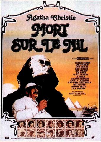 death on the nile 1978