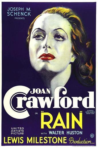 pluie 1932
