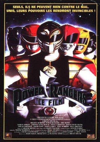 power rangers le film 1995