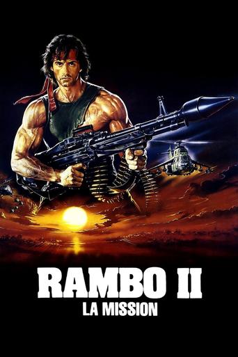 rambo ii la mission 1985