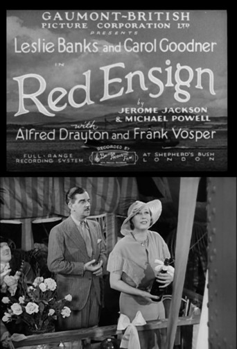 red ensign 1934