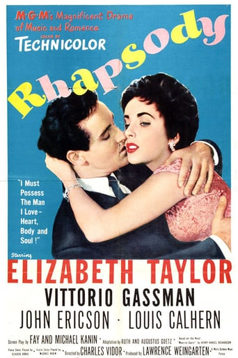 rhapsody 1954