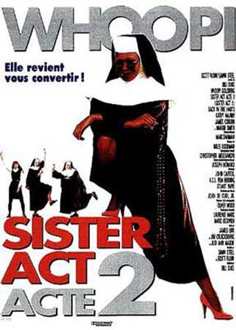rock n nonne 2 de retour au couvent 1993