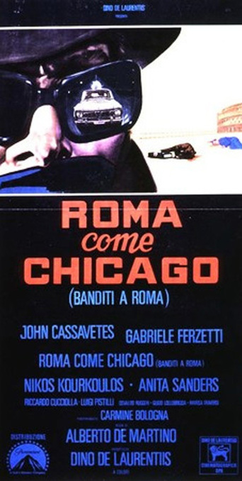 rome comme chicago 1968