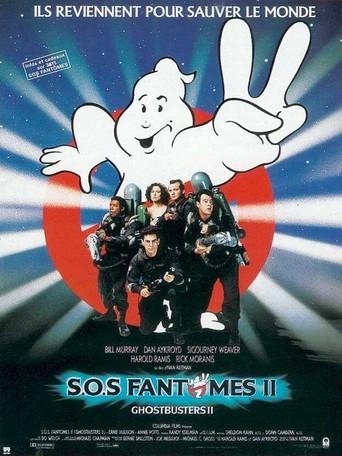 s o s fantomes 2 1989