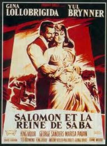 salomon et la reine de saba 1959