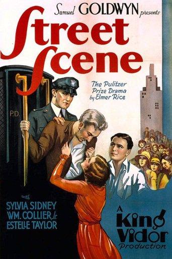 scene de la rue 1931