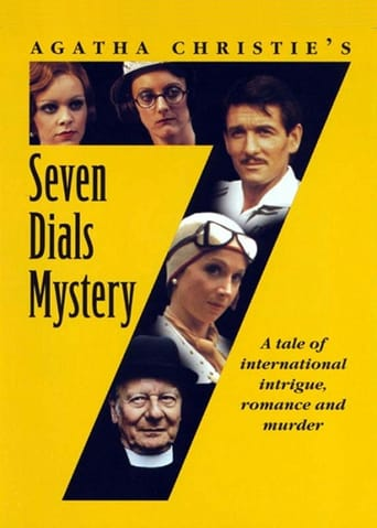 seven dials mystery 1981