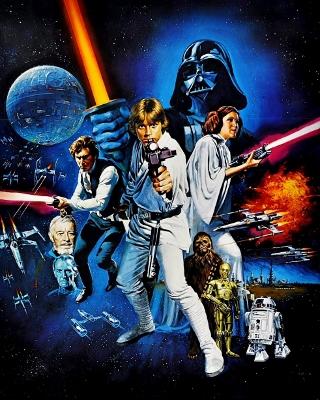 star wars episode iv un nouvel espoir 1977