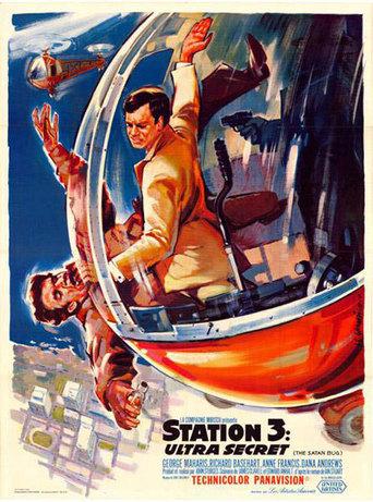 station 3 ultra secret 1965